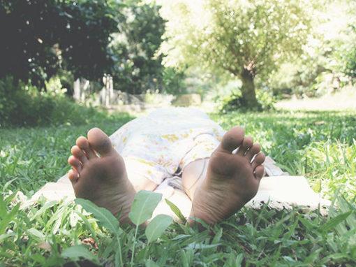 iRest Feet