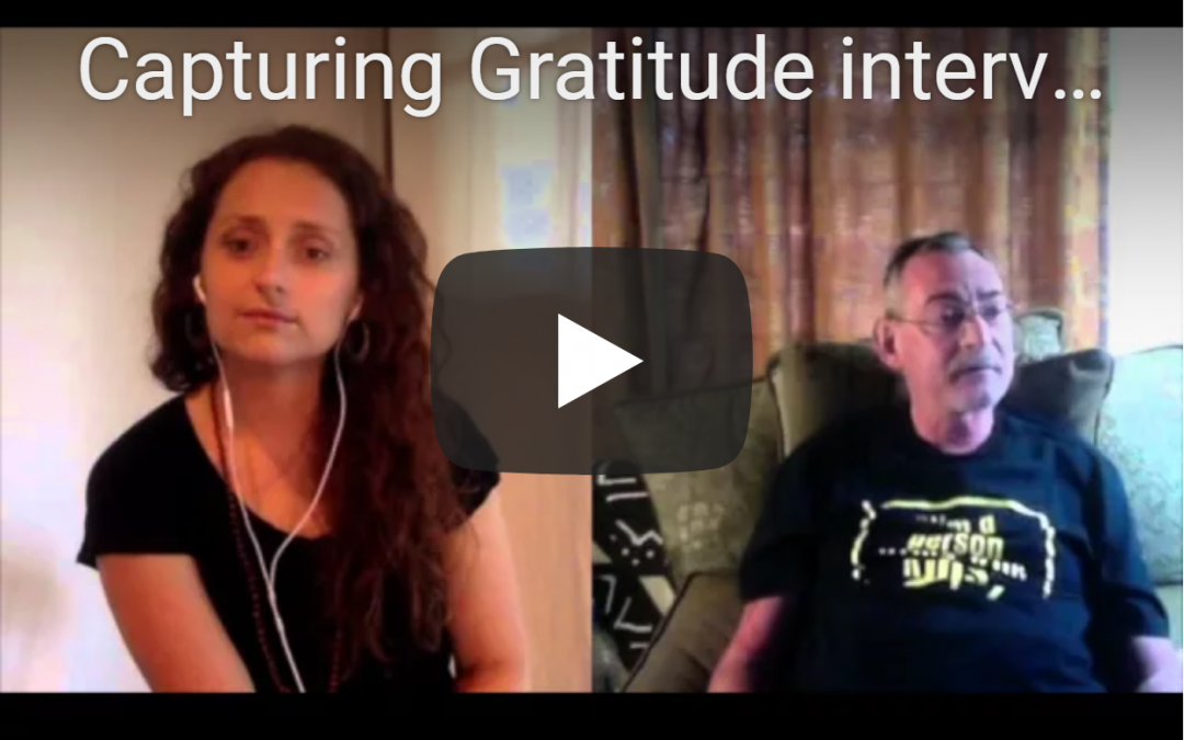"""""""You're Not Going to Die"""": A Journey into Gratitude"""