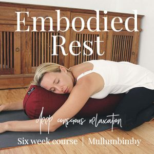 Embodied Rest