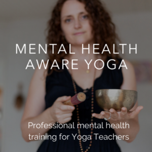 Mental Health Aware Yoga